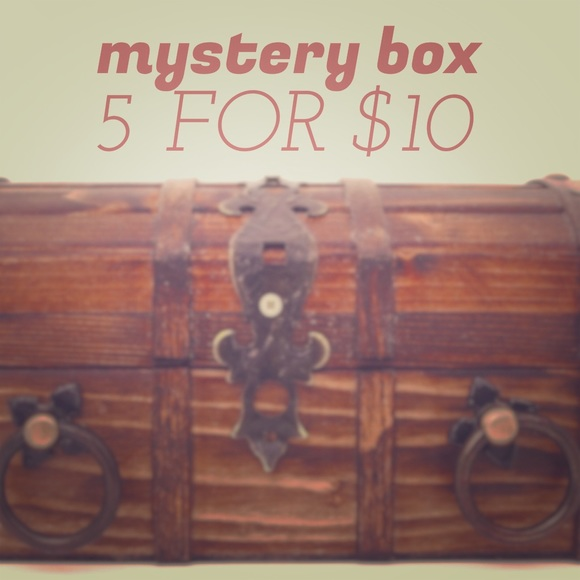 Other - Mystery Box 5 Used Clothing for $10 Reseller Buy